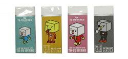 親子豆腐TO-FU OYAKO 環保橡皮擦 24個/盒 TF-TC1884