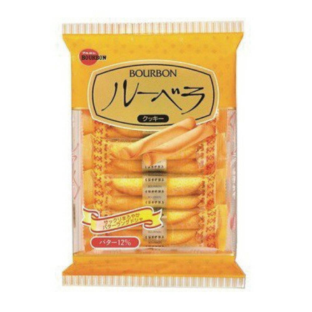 【好地方超市】北日本 奶油蛋捲(52g*12包/箱)