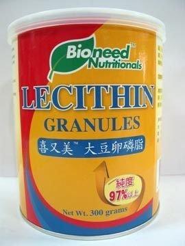 喜又美 大豆卵磷脂(粉顆粒) 300g