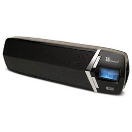 志達電子 SP1110 人因科技 Ergotech 魔王機 重低音MP3喇叭 鬧鐘/時鐘/MP3/FM/Line in/USB