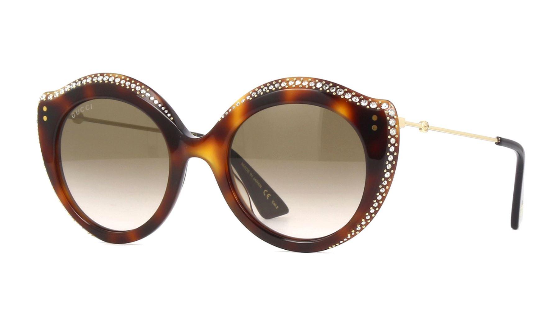 4adc29308654 Fashion Deals  Gucci GG0214S 003 Women Sunglasses
