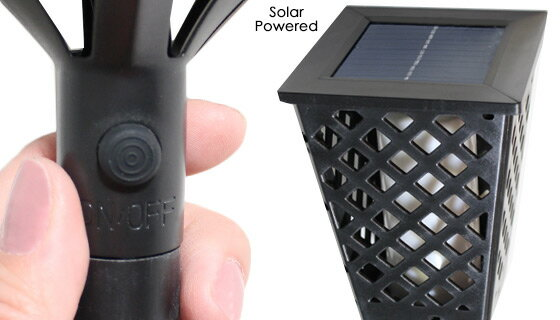 Dancing Solar Flame Torch Light 3