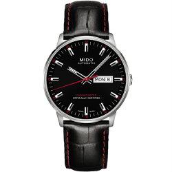 Mido 美度錶 M0214311605100 Commander天文台認證優雅腕錶 /40mm