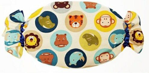韓國【Jelly Pillow】涼感初生嬰兒枕(動物園) 0