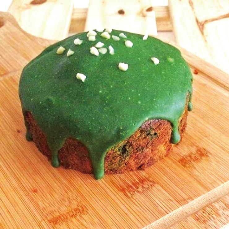 抹茶拿鐵旅人磅蛋糕