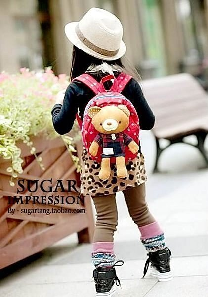 =優生活=((回饋買家大特價)) 2015韓國防走失包 可愛小熊小兔背包. 兒童防走失包 附防走失帶 數量有限不買可惜