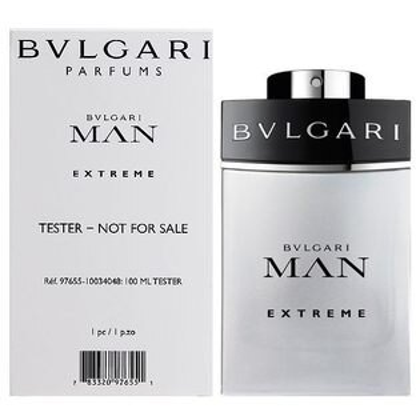 BVLGARI寶格麗極致當代男性淡香水100mlTester環保包裝【A006594】《Belle倍莉小舖》76551EXTREME