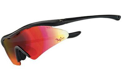 720armour Rider 運動太陽眼鏡 T337Lite-4 霧黑框灰紅色多層鍍膜防爆PC片