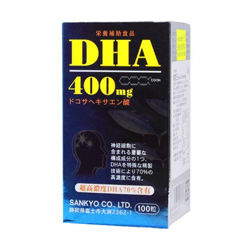 ~三共SANKYO~ 智慧王DHA 70% PS磷脂絲胺酸 精純軟膠囊 100顆  瓶