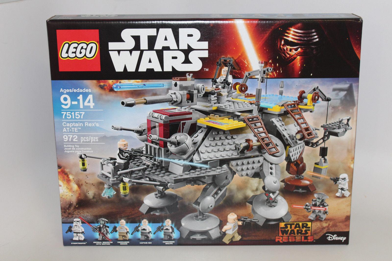 【瞎買天堂x現貨免運】樂高 LEGO 星際大戰 75157 Captain Rex's AT-TE【TYLESW13】