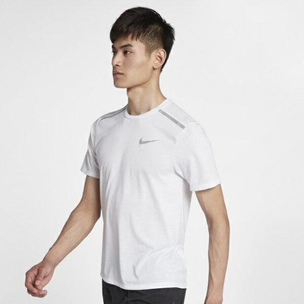 NIKEDRI-FITRISE365男裝短袖慢跑訓練透氣舒適白銀【運動世界】892814-100