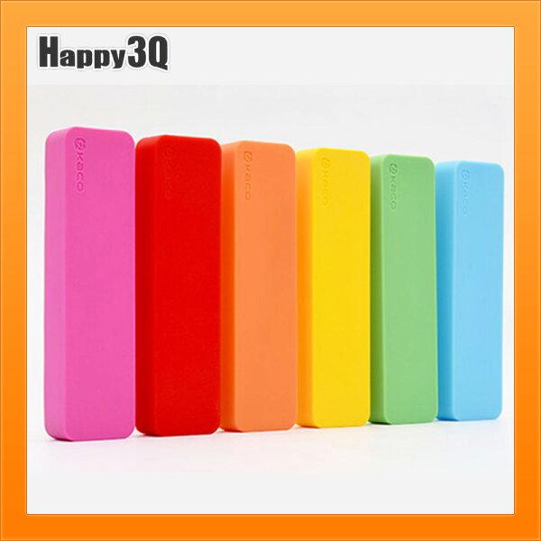 矽膠鉛筆盒軟殼鉛筆盒隨身筆盒糖果色-白橘粉黑紅黃綠青藍紫【AAA4548】