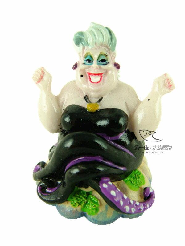 ^~第一佳 水族寵物^~ 美國PENNPLAX 卡通飾品系列~小美人魚^( 販售^) ^~