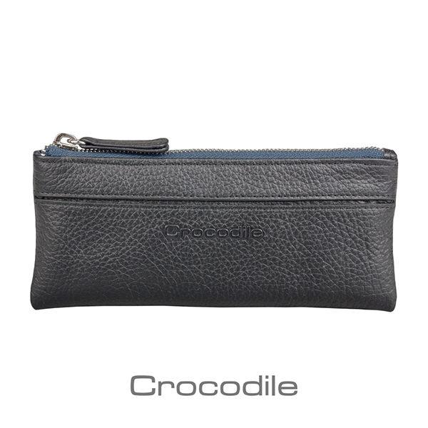Crocodile 荔紋系列 Easy 輕巧零錢鑰匙兩用包0103-08003