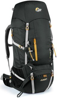 Lowe Alpine 後背包/背包客/健行/登山背包 Atlas 65 男款登山包/大背Axiom FMP95-AN黑