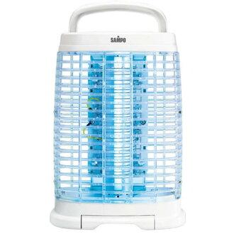 ◤A級福利品‧數量有限◢ SAMPO 聲寶15W 奈之米銀捕蚊燈 (ML-DF15S) 台灣製造