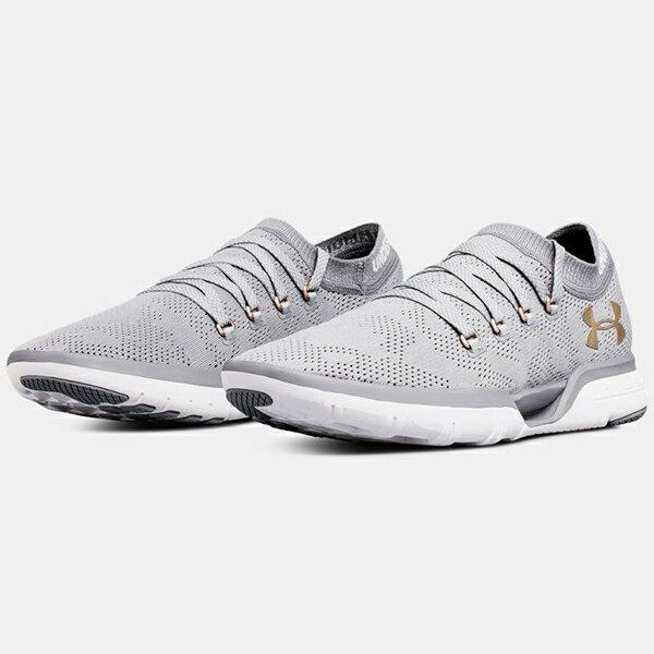 Shoestw【3000009-】UNDER ARMOUR UA  COOL SWITCH 2 慢跑鞋 散熱網布 黑色 灰色 深藍 男生 6