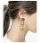 日本CREAM DOT  /  復古天然石穿孔耳環  /  qc0471  /  日本必買 日本樂天直送(1490) 6
