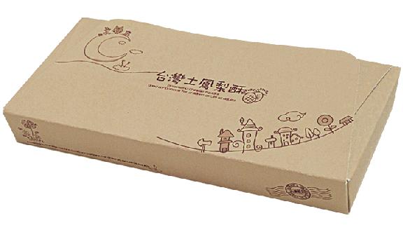 [特惠量]台灣土鳳梨酥6入/3種圖案 / 600個