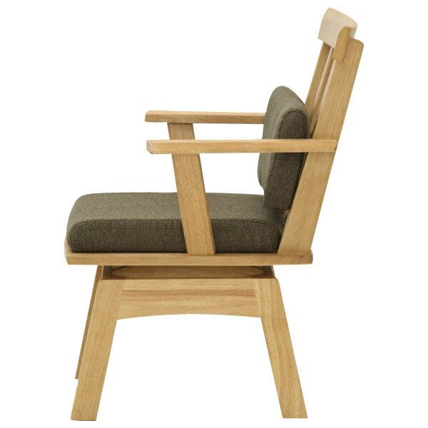 ◎(OUTLET)橡膠木質餐桌椅四件組 SAZANAMI 150 LBR 福利品 NITORI宜得利家居 9