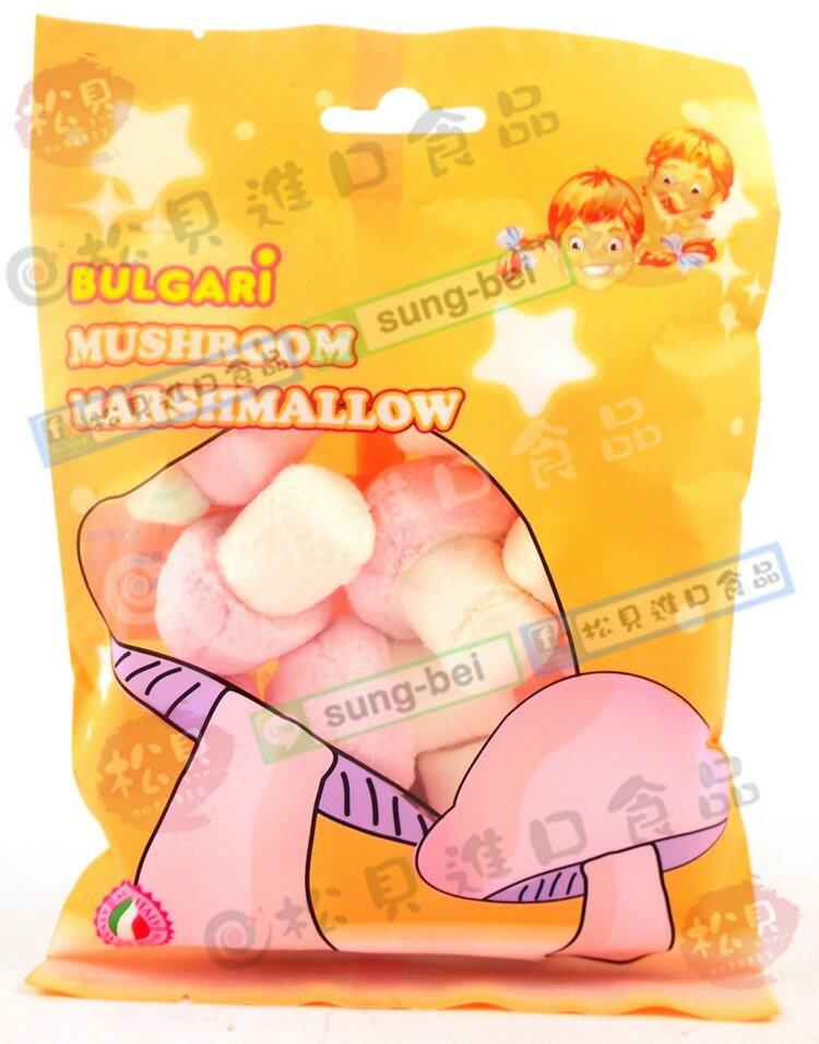 寶格麗蘑菇棉花糖105g【8006908008232】