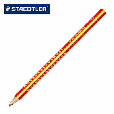 施德樓 MS1274 快樂學園JUMBO 3色彩虹鉛筆 4mm/支