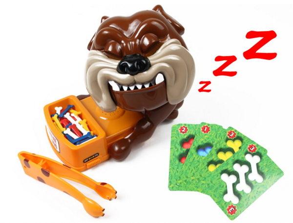 小心惡犬 桌遊 家有惡犬 人氣超夯整人玩具