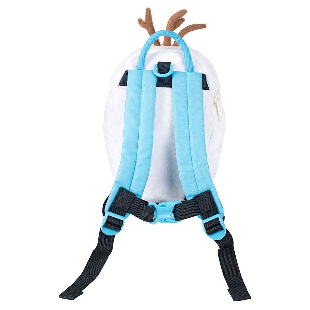 英國LittleLife  Frozen 冰雪奇緣 雪寶 兒童後揹包 。日本必買 日本樂天代購(7590) 1