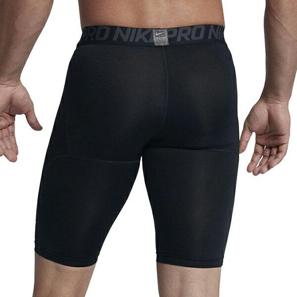 Shoestw【838062-010】NIKE PRO DRI FIT 短束褲 緊身短褲 訓練褲 TRAINNG 透氣 排汗 黑色 男生 1
