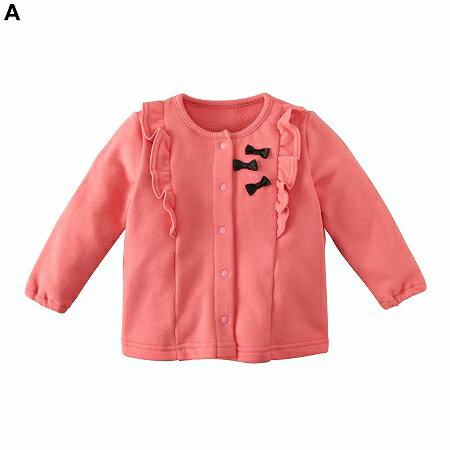 【NISSEN】童裝 針織開襟衫 2色 1