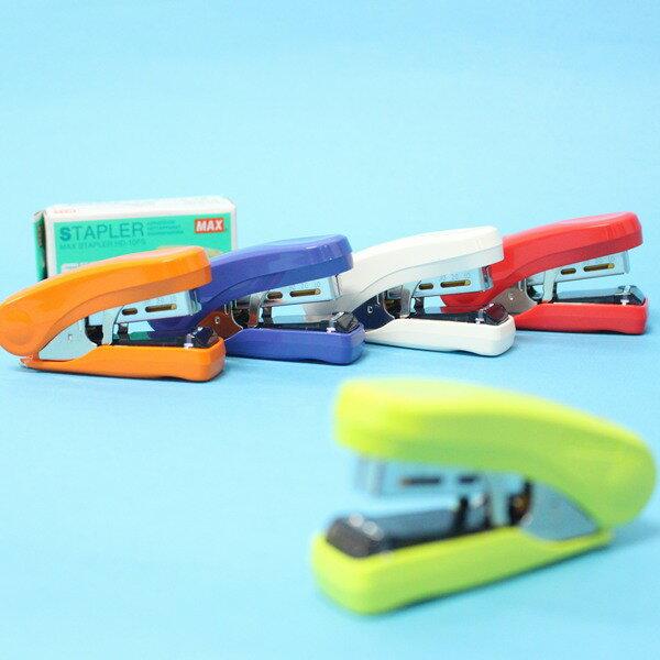 MAX美克司 HD-10FS 雙排平針10號釘書機 / 一大盒10個入 { 定200 }  日本品牌 訂書機 5