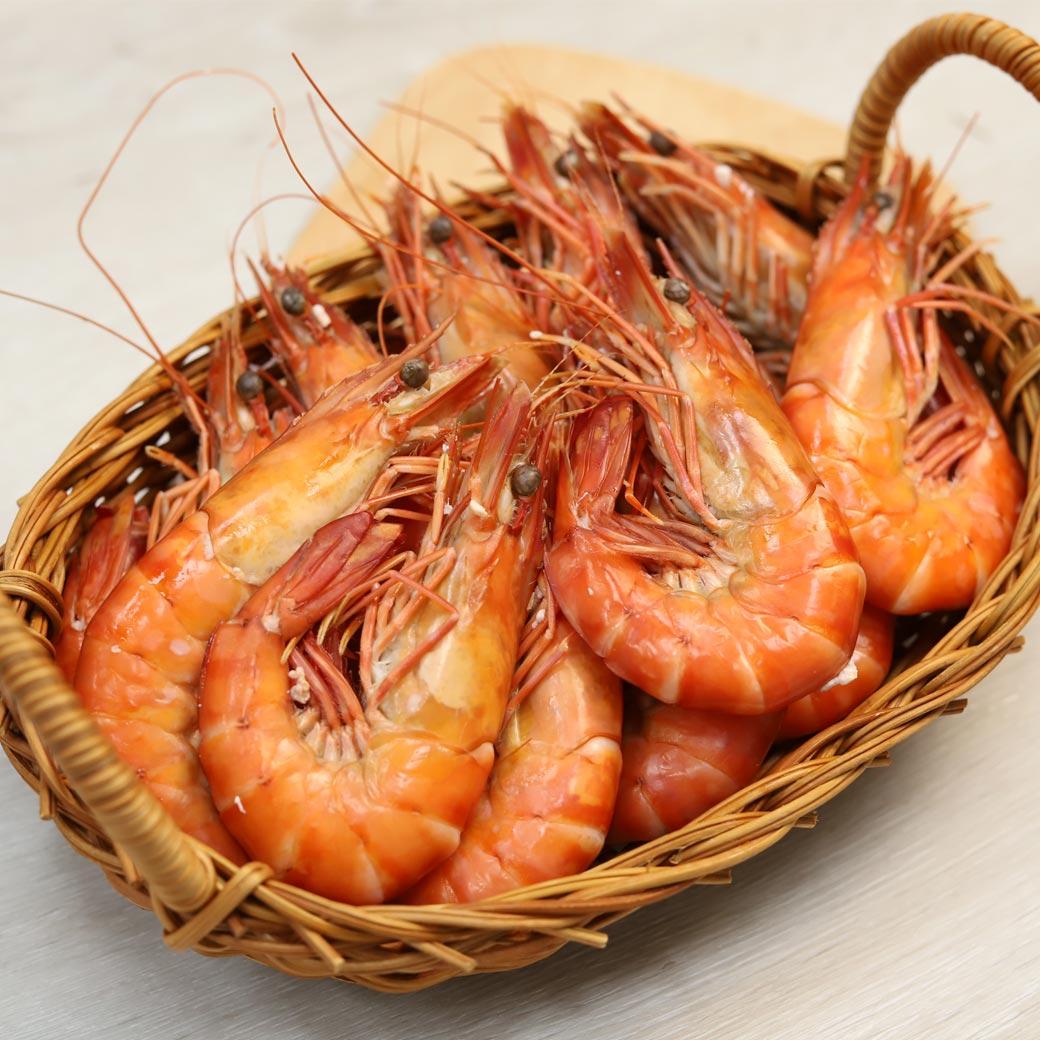 【築地一番鮮】馬來西亞活凍特大牛海蝦1盒(1kg/盒/20-25尾)