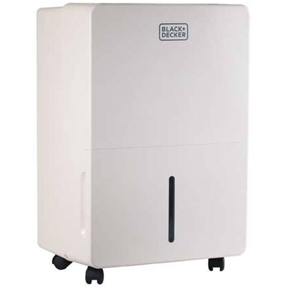 BLACK+DECKER BDT70WT 70 Pint Energy Star Portable Dehumidifier