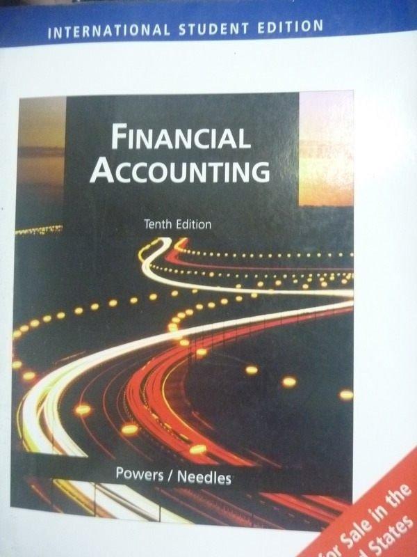 ~書寶 書T9/大學商學_PKQ~Financial Accounting10  e