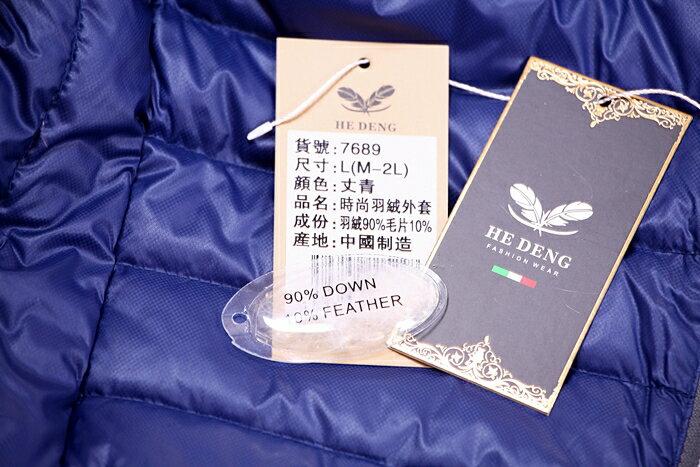【CS衣舖 】 同UNIQLO版型 特級極輕 防風 保暖 羽絨外套 7689 6