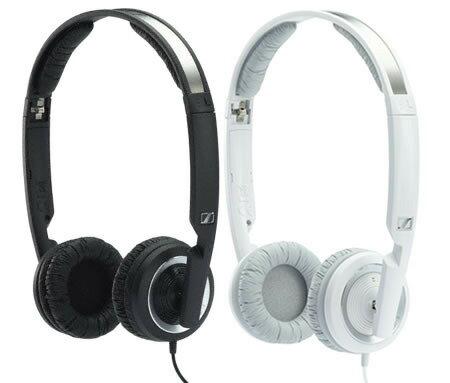 志達電子 PX200II SENNHEISER PX200 II 黑.白 耳罩式耳機(宙宣公司貨,保固二年)