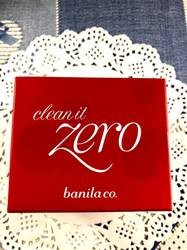 Banila Co. ZERO 零感肌瞬卸凝霜100ml  紅色節慶限量款 效期2020.11公司貨 【淨妍美肌】