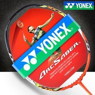 【H.Y SPORT】YONEX(YY)ARCSABER 4DX(ARC-4DX)羽球拍 /羽拍(不穿線空拍) 免運