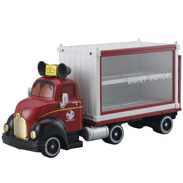 日本 Disney 迪士尼TOMICA TSUM TSUM 米奇 造型卡車