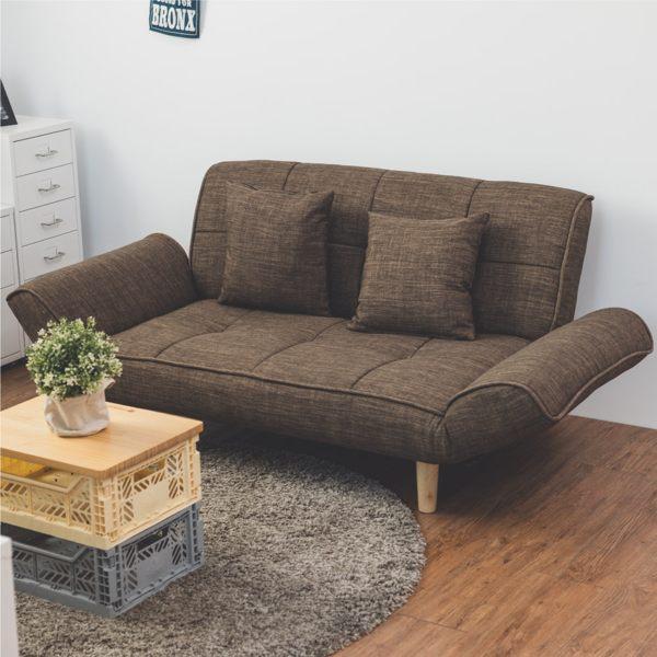 貴妃椅 / 2人沙發 / 沙發床 Dennis簡約現代雙人沙發 MIT台灣製  完美主義【Y0320】 1
