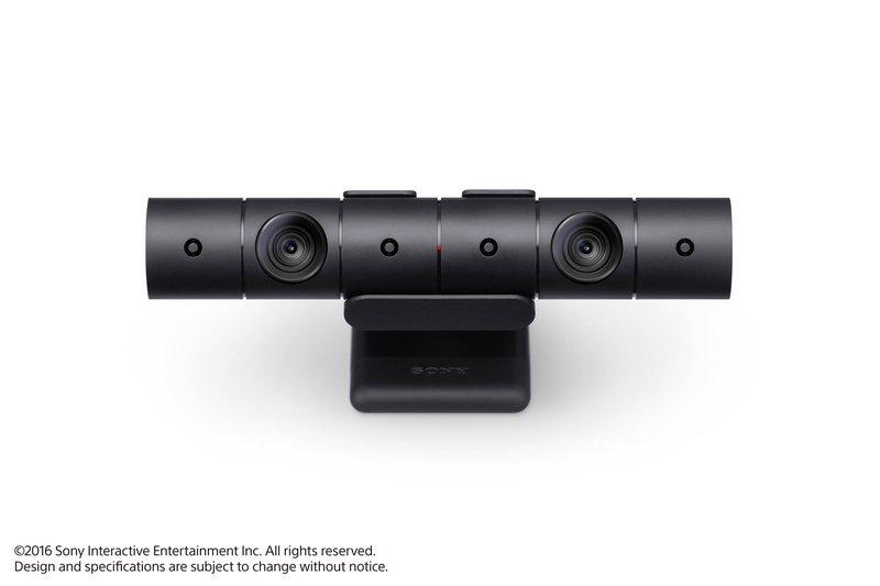 現貨供應中 公司貨 一年保固 [PS4 周邊] PlayStation Camera 新款視訊攝影機