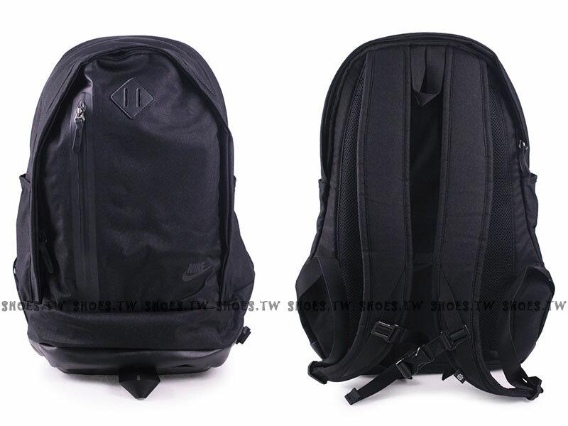 Shoestw【BA5230010】NIKE CHEYENNE 3.0 黑色 豬鼻 運動後背包