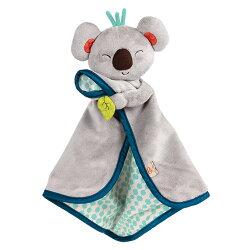 【奇買親子購物網】美國B.Toys 安撫巾(瞌睡熊/呢喃兔)