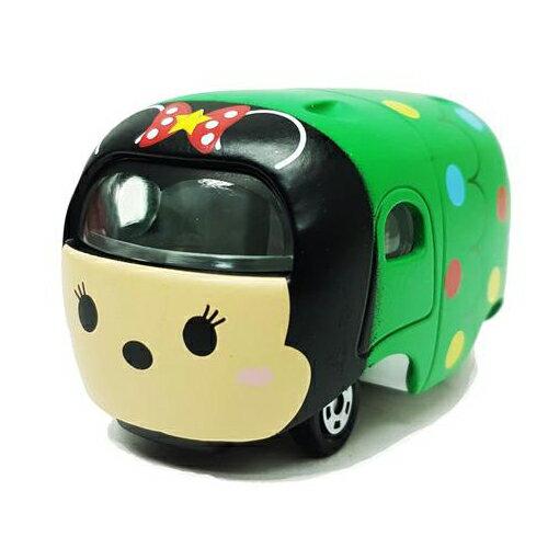 《TOMICA小汽車》夢幻TSUMTSUM疊疊樂小汽車-聖誕樹米妮