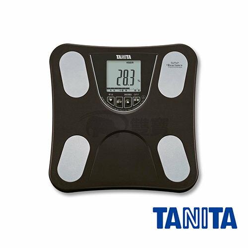 【贈好禮】塔尼達TANITA四合一體脂肪計(咖啡色) BC-753BR體脂計BC753體重計