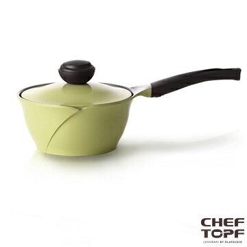 【韓國Chef Topf】玫瑰鍋/薔薇鍋LA ROSE系列18公分不沾單柄鍋LL-18