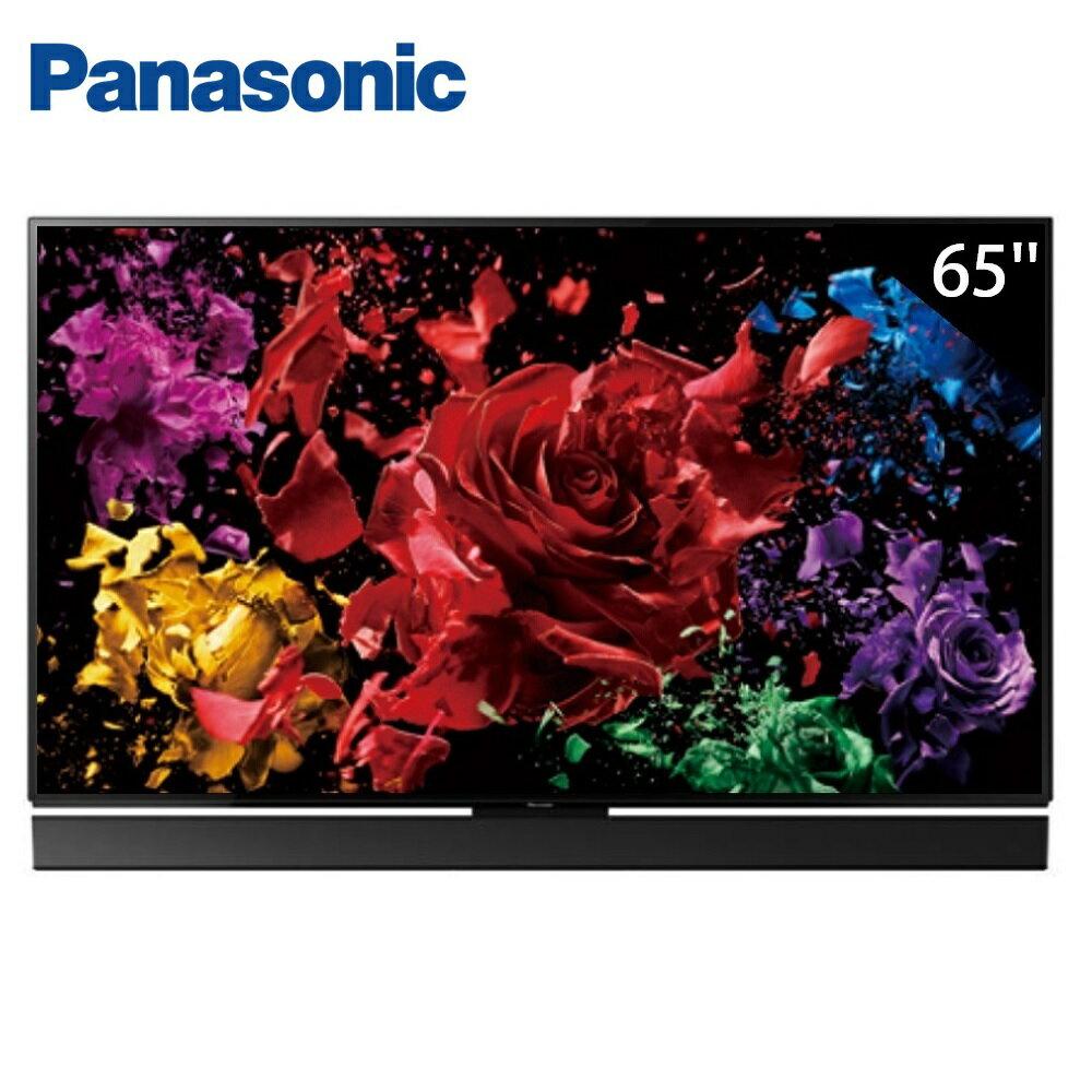 ★贈5大好禮【Panasonic國際牌】65型4K OLED連網日本製電視TH-65FZ1000W (含運費 / 12期0利率) 0