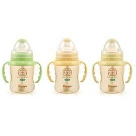 小獅王辛巴 PPSU自動把手寬口葫蘆小奶瓶 200ml S6187  橘子藥美麗