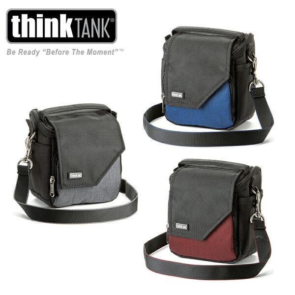 ◎相機專家◎ThinkTankMirrorlessMover10微單眼側背包1機2鏡TTP651公司貨
