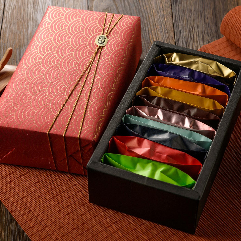 花茶禮盒(10種口味入)台灣茶 花茶 茶包 禮盒 送禮